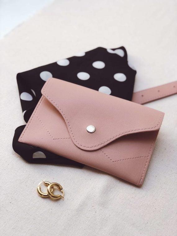KAJO_Belt Bag Rose_ KAJO Jewels Accesories Fashion 6
