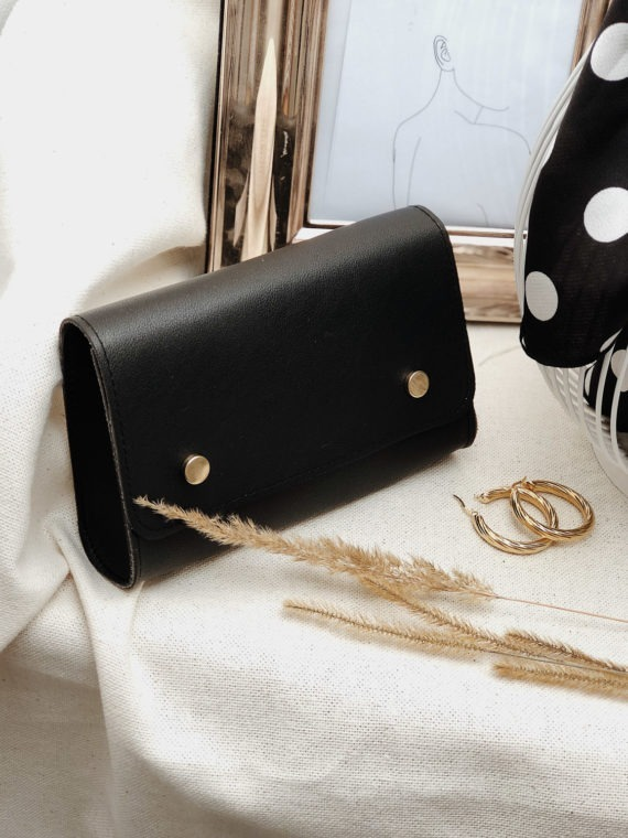 KAJO Jewels Napoli Belt Bag Black