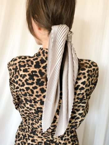 KAJO Jewels Grey Scarf 2019-5