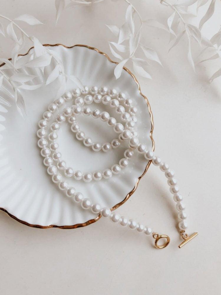 Perłowy Naszyjnik Coco KAJO Jewels
