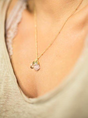 Kryształy KAJO x KAJA Rozowy Kwarc 1