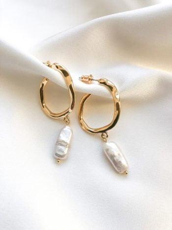 Kolczyki Pearl Drop KAJO Jewels