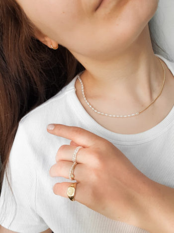 Kolekcja Biżuterii Perłowa Paris KAJO 2