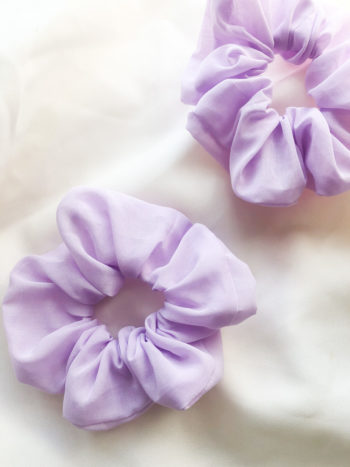 KAJO JEWELS LILAC Scrunchie 2
