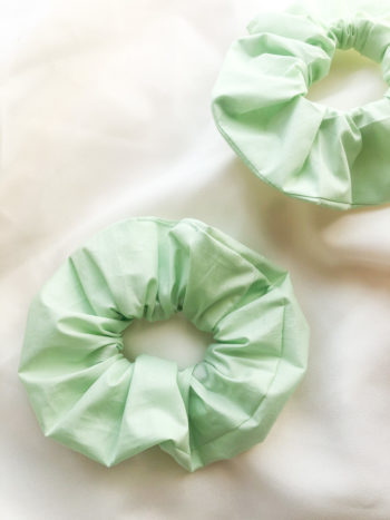 KAJO JEWELS NEO GREEN Scrunchie 1