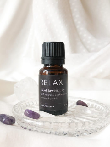 Olejek Relax Aromaterapia 1